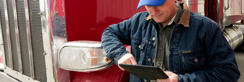 eld compliance driver ipad